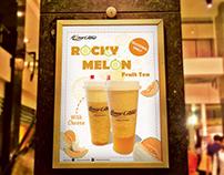 Drink poster Design