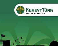 Kuveyt Türk /// Kırıkhan Şubesi CLP Tasarımı