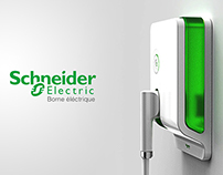 SCHNEIDER ELECTRIC TERMINAL - inside eliumstudio