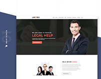 Lawrex - Attorney & Lawyer Business WordPress Theme