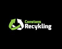 Constans Recykling | Logo