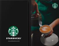 Cardápio Starbucks