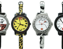 MTV Licensing: Watches