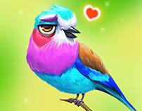 Birdy -