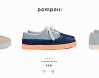Pompeii Website Restyle
