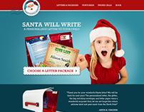 Santa Will Write - 2014