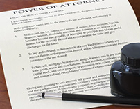 Power of Attorney and Fiduciary Obligation in Client