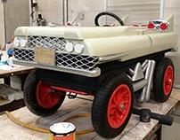 Cadillac Go Kart