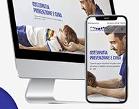 Mariani Osteopatia - Website Responsive -