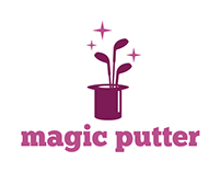 Magic Putter - Logo Round 1