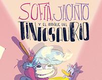 Sofía, Jacinto y el ataque del tintosaurio
