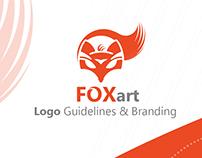 FOX art - Branding