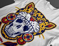 Guerrero Jaguar T-shirt Design