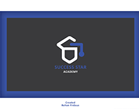Logo Concept | Success Star Academy | Logo Branding