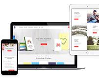 GiftBook / Strona WWW
