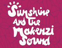 Merch- Sunshine & the Makenzi Sound