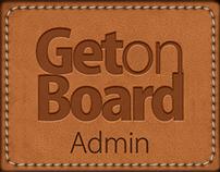 Get on Board | App Design