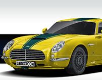 David Brown GT Speedback 4our Elements
