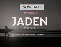 Jaden Typeface(FREE)