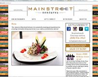 Mainstreet Ventures Website