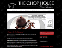 The Chop House Ann Arbor Website