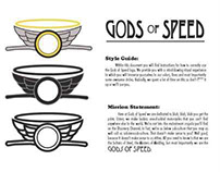 Gods of Speed Concept Logo
