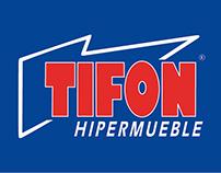 TIFÓN HIPERMUEBLE - Sueca