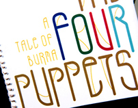 A Tale of Burma | The Four Puppets