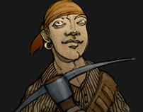 Pirate Miner