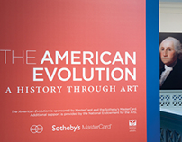 The American Evolution: A History Through Art