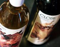 CLOSE Wines