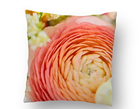 Floral Pillow Designs