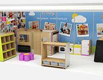 Nursery Show Graphics for Trudy