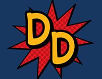 DiaryDad's Dadventures Blog & Brand Design