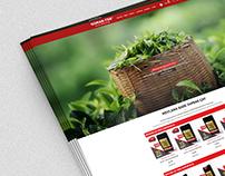 Mevlana Çay Web Design