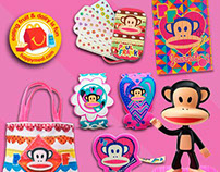 Graphic/Pattern Design for McDonald's Happy Meal Toys