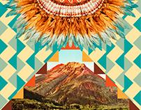 Criação de Estampas - Navajo
