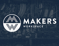 Makers Workspace logo