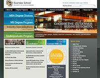 Website and News Blog