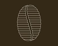 شعار بوابة القهوة | Gate Coffee Logo