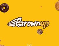 Brownup Brand Identity Design