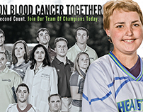 HEADstrong Foundation Team of Champions Campaign, 2013