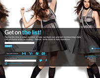 Fund the Runway (Web Design)