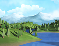 """Pollution"" - Animation"
