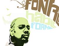 Fonkinhabitform - Declaime T-shirt Design