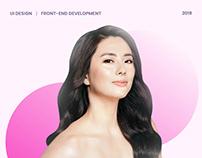 Gluthea Website | UI Design