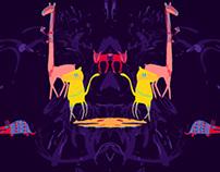 PONCHO Tiki Tiki - Music video