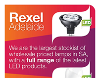 Rexel Adelaide LED Flyer