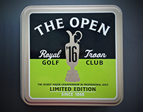 2016 Open Championship Concepts