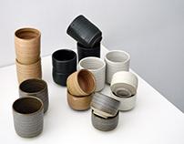 Special made-to-order: Andras's ceramics set